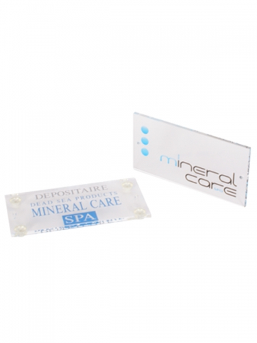 SN26 - Mineral Care showdisplay