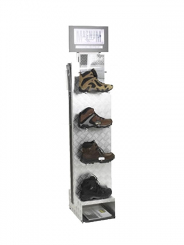 SN71 - Wandelschoenen display