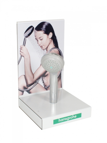 SN07 - Douchekop showdisplay Hansgrohe