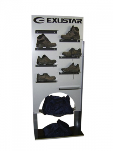 SN99 - Exustar Bergschoenen display